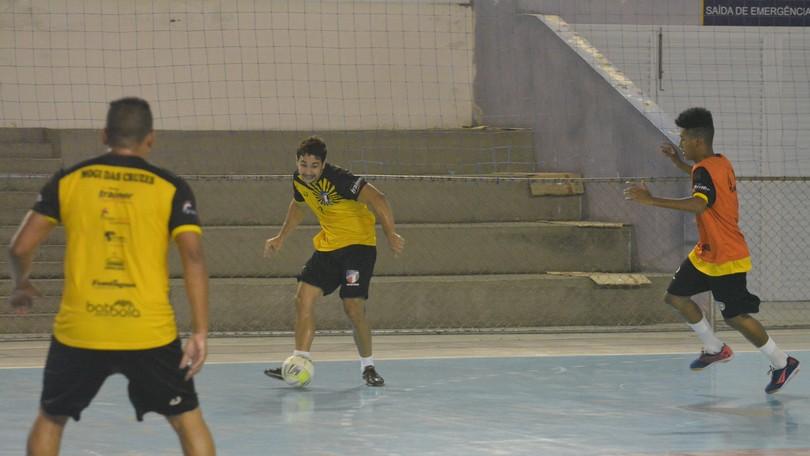 a56594132efbd Mogi Futsal anuncia acerto com o ala Leandrinho e fecha elenco para o  início da temporada
