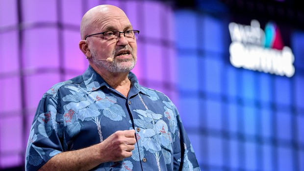 Marc Raibert, CEO e fundador da Boston Dynamics (Foto: Sam BarnesWeb Summit via Sportsfile)