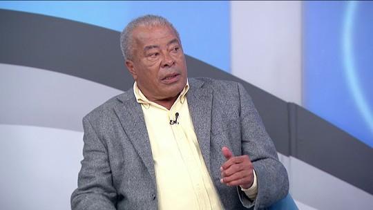 """Jairzinho: """"Discordo que quem nunca jogou bola possa ser treinador"""""""