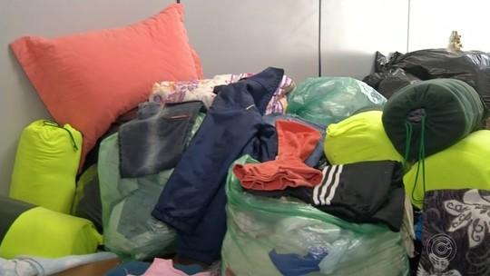 Campanhas de inverno para arrecadação de agasalhos são realizadas na região de Itapetininga