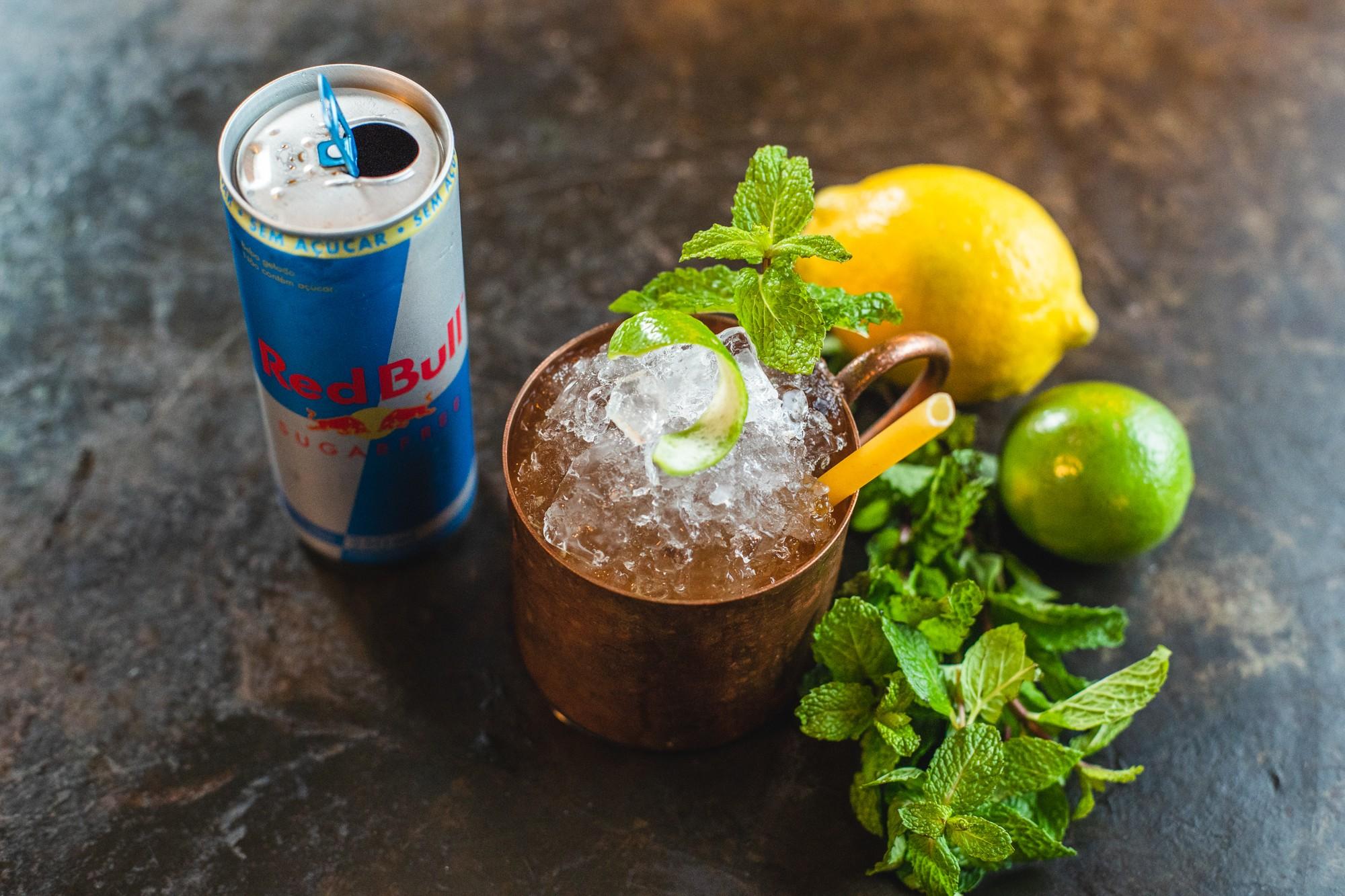 Aprenda a fazer drinks com energético com três receitas fáceis (Foto: Felipe Gabriel/Divulgação)