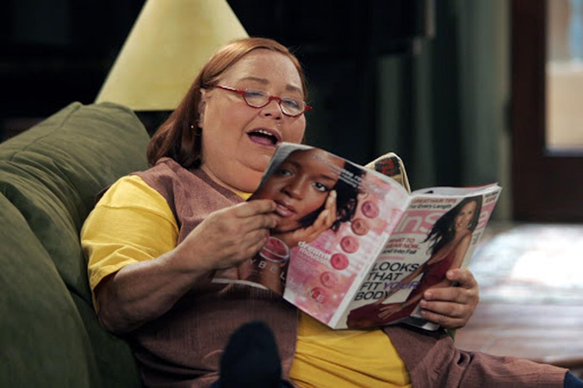 Conchata Ferrell, atriz de 'Two and a half men', sofreu infarto e ...