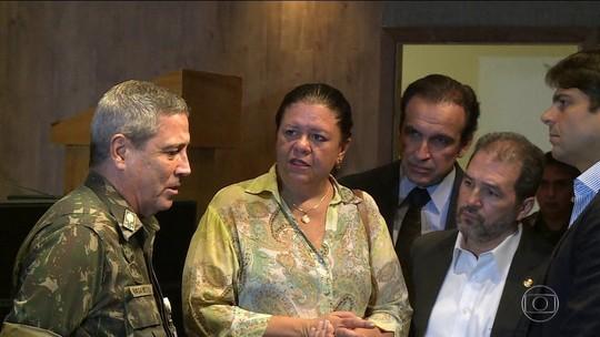 Segurança do RJ precisa de R$ 3 bi, diz general; Temer anuncia R$ 1 bi