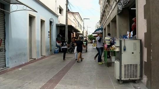 Comerciante é baleado em tentativa de assalto em Sobral