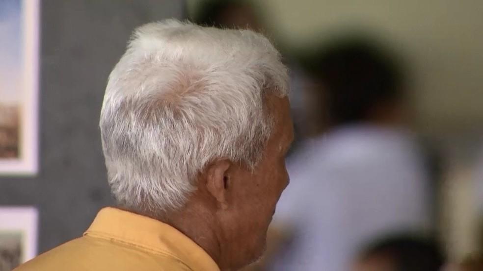 Denúncias de violência contra idosos podem ser feitas pelo Disque 100  (Foto: Reprodução/Rede Amazônica)
