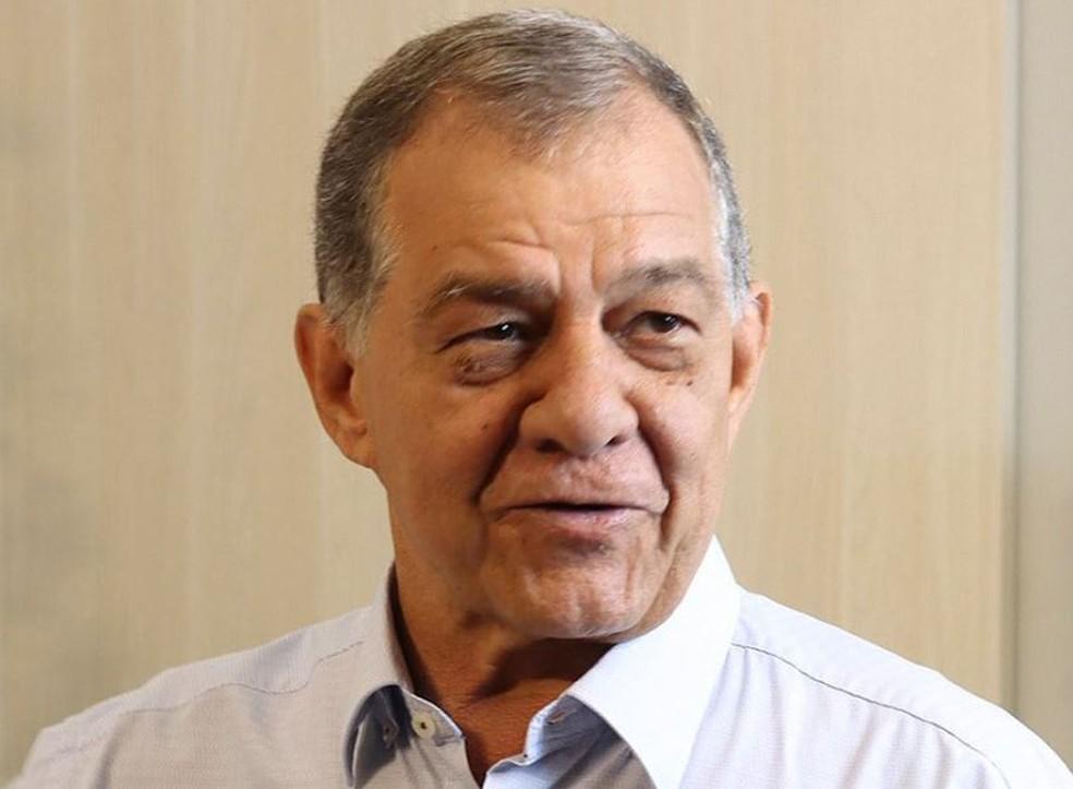 Prefeito de Matão, Adauto Aparecido Scardoelli (PT), morreu aos 67 anos — Foto: Prefeitura de Matão/Divulgação