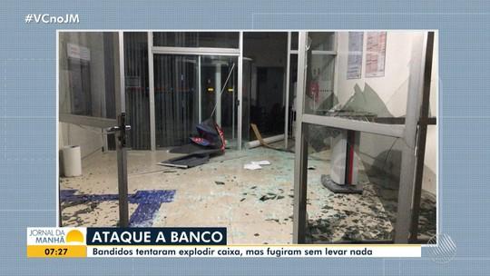 Homens armados invadem cidade do sul da Bahia e explodem agência bancária