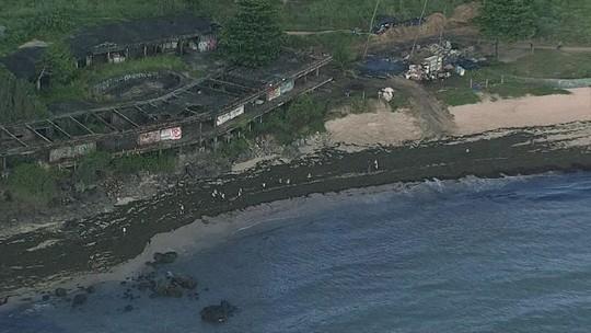 Ministro do Meio Ambiente acompanha trabalho do Exército para retirar óleo de praias