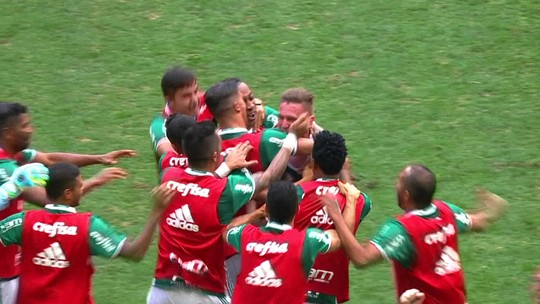 Palmeiras deve rever a Chape com só um remanescente do time campeão brasileiro de 2016