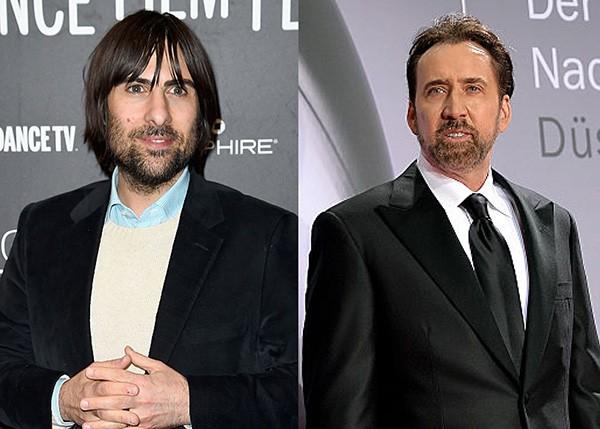 Jason Schwartzman e Nicolas Cage (Foto: Getty Images)