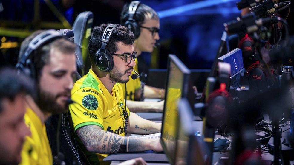 MIBR jogará em casa com o apoio da torcida brasileira — Foto: Divulgação/ESL