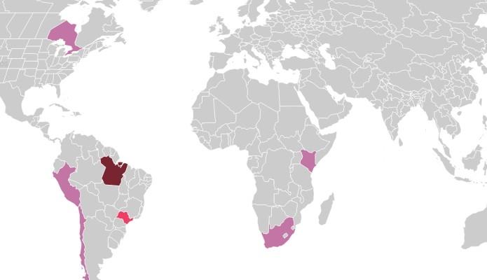 mapa para marcar lugares visitados app App para Facebook revela o quanto do mundo você já explorou  mapa para marcar lugares visitados app