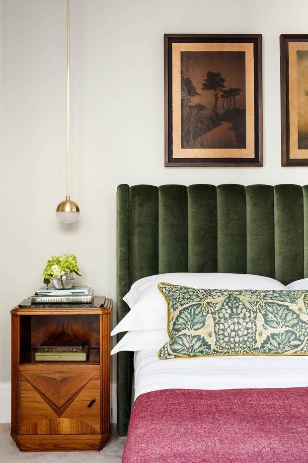 Resultado de imagem para verde militar na decoração casa vogue