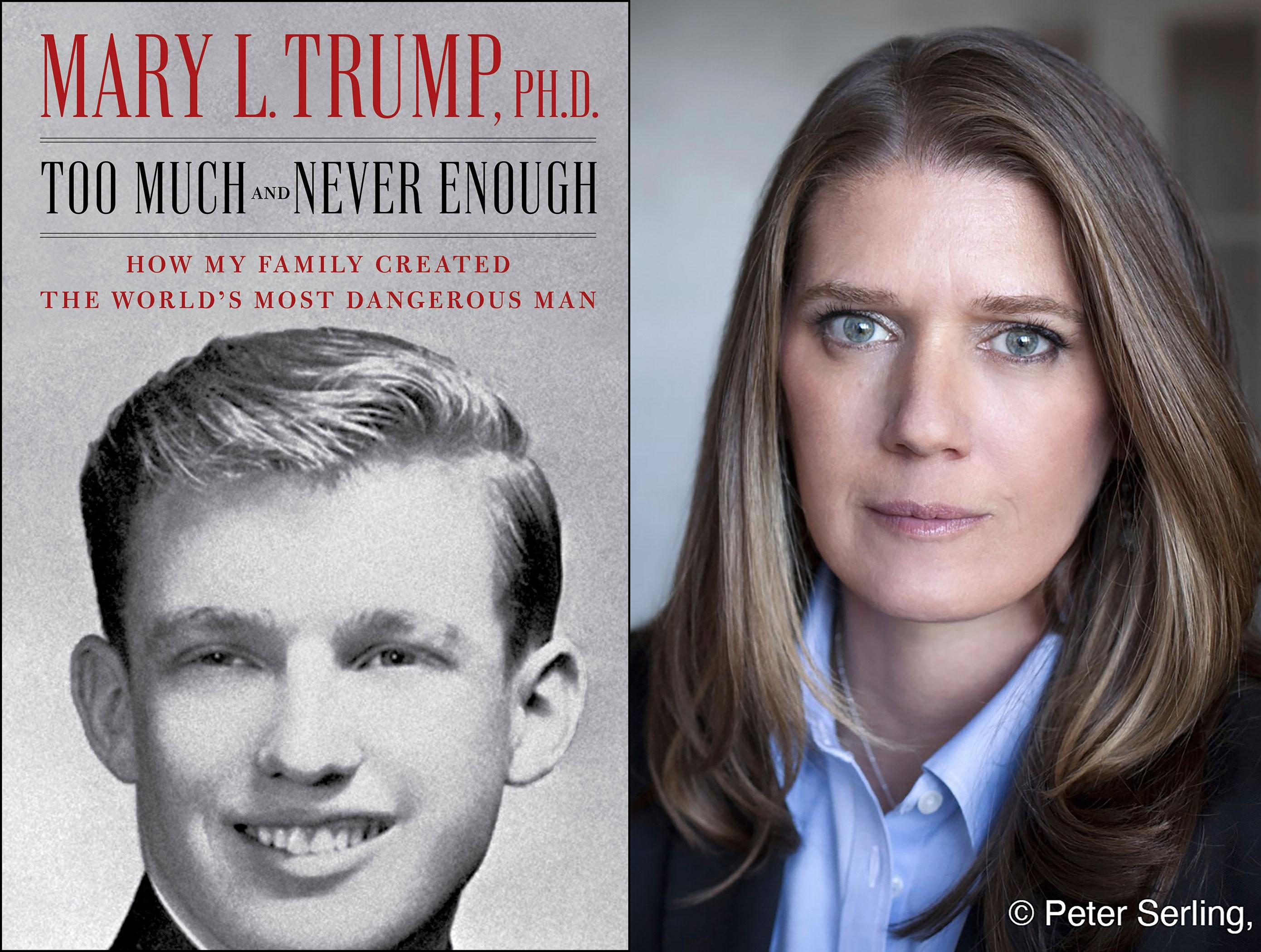 Sobrinha de Donald Trump processa presidente e família por fraude