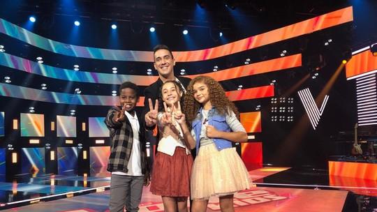 Luiza Barbosa fala de expectativa para a Final do 'The Voice Kids' e manda recado para os gaúchos