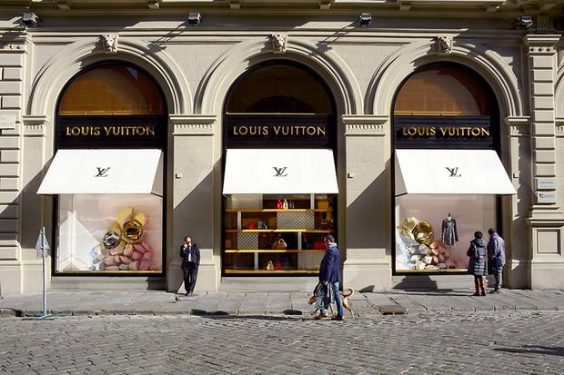 A Louis Vuitton será uma das primeiras marcas beneficiadas pelo projeto (Foto: Getty Images)