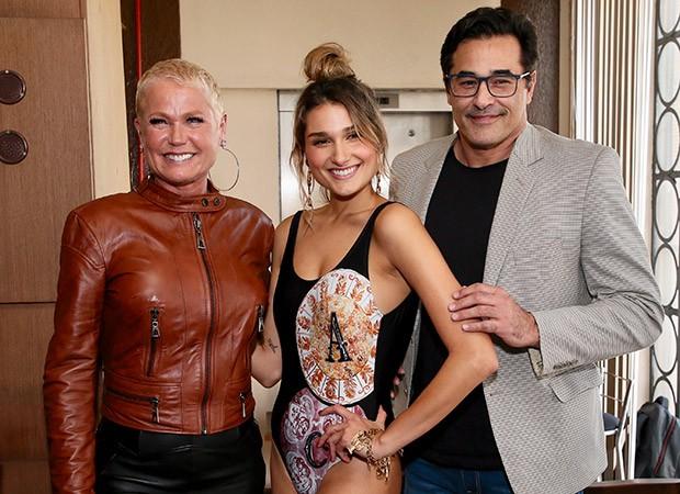 """Luciano Szafir relembra primeiro namoro com Xuxa: """"Não tinha nada a ver"""" -  Quem   Entrevista"""