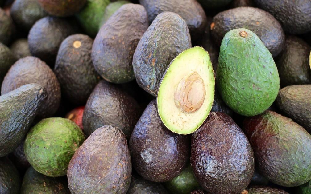 A produção em massa de abacates pode ser responsável por secas em algumas áreas — Foto: skeeze/Creative Commons