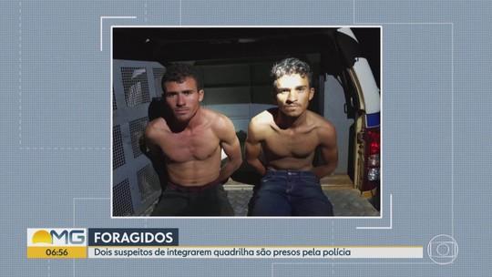 Drone ajuda polícia na prisão de foragidos em Padre Carvalho