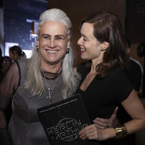 Vera Holtz e Mariana Ximenes (Foto: Felipe Panfili)
