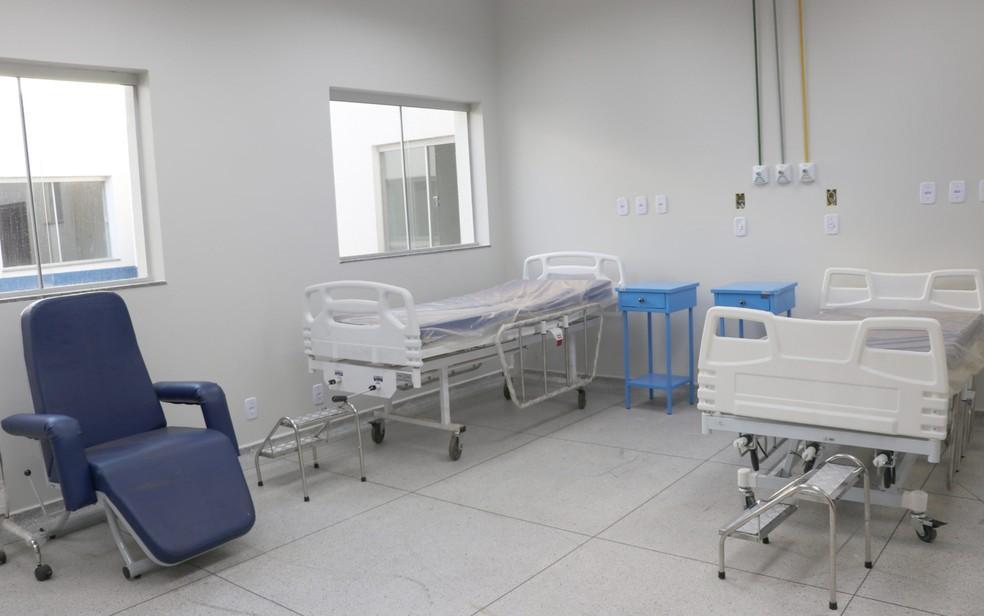 Hospital Regional de Luziânia irá tratar apenas casos de Covid-19 — Foto: Reprodução/Prefeitura de Luziânia