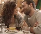 Érica (Nanda Costa) e Sandro (Humberto Carrão) em 'Amor de mãe' | TV Globo