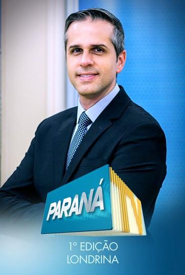 Paraná TV 1ª edição – Londrina