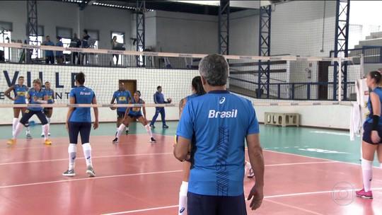 O ouro que falta: Zé Roberto prepara seleção em busca do inédito título mundial