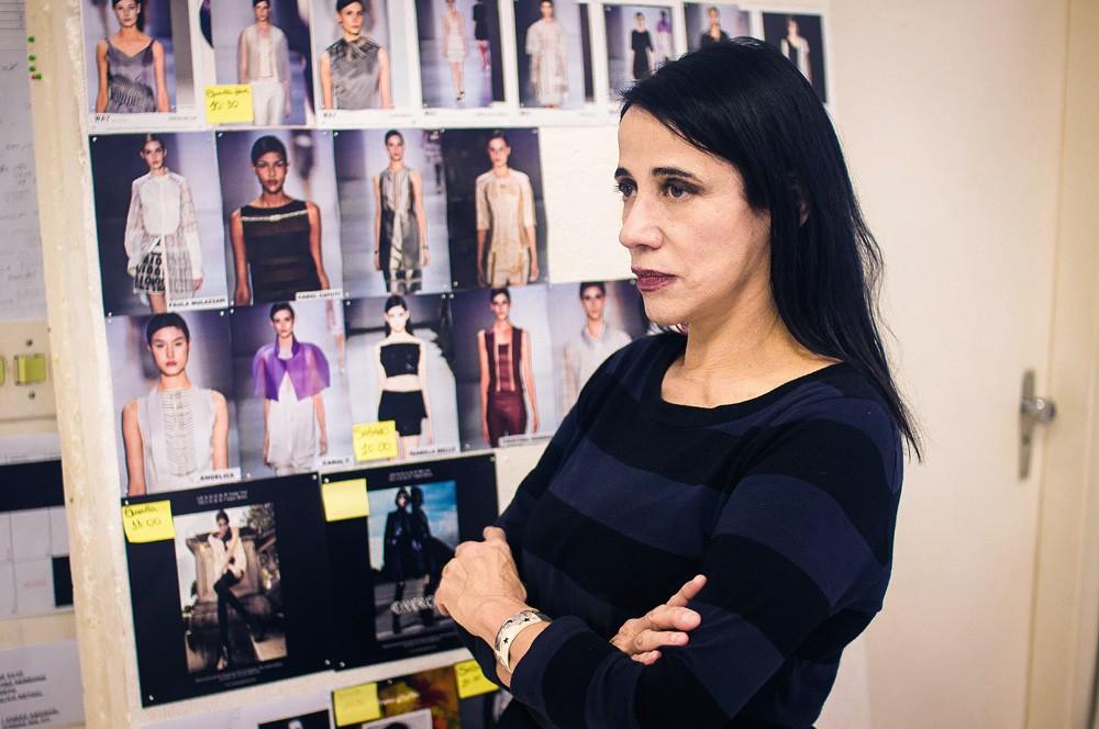 Gloria Coelho (Foto: Reprodução Pinterest/Lina Ogima)