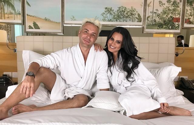 Matheus Mazzafera e Letícia Lima (Foto: reprodução/Instagram)