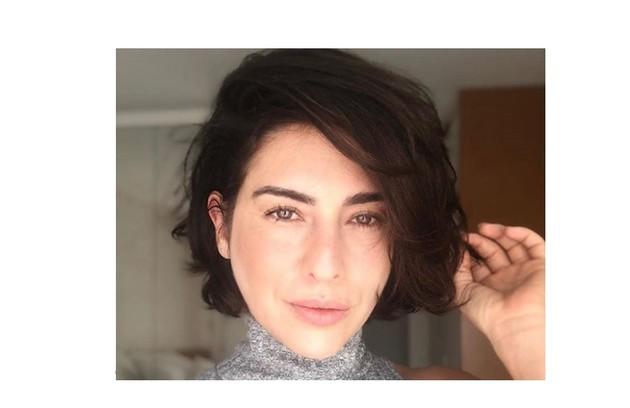 Fernanda Paes Leme foi curada no início de abril, em casa. Em maio, a atriz confidenciou que chegou a virar 'consultora' de amigos após publicar diagnóstico da doença (Foto: Fernanda Paes Leme/Instagram)