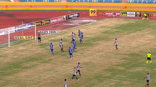 Após empate, Artur Neto projeta jogo ainda mais acirrado contra o Goianésia na volta