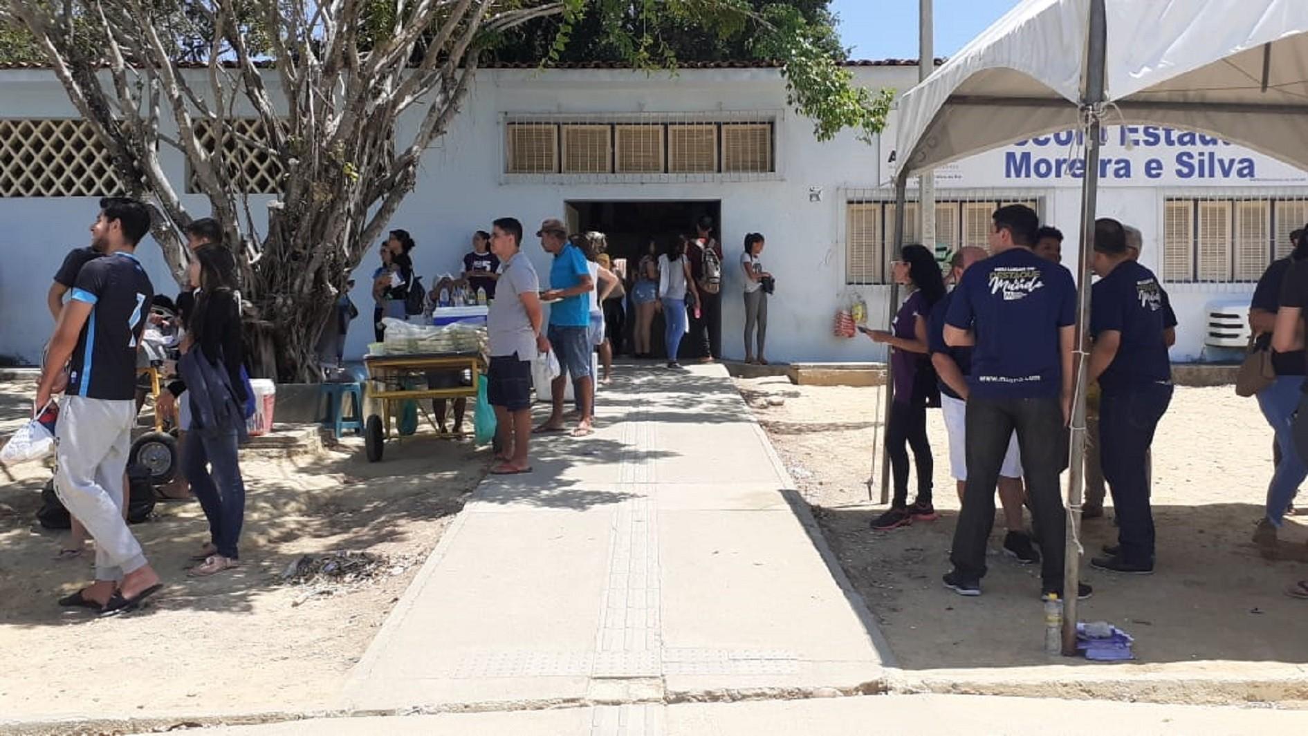 Mais de 22 mil candidatos não comparecem ao segundo dia do Enem em Alagoas