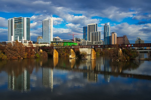 Skyline de Austin, no Texas (Foto: Jim Nix / Nomadic Pursuits)