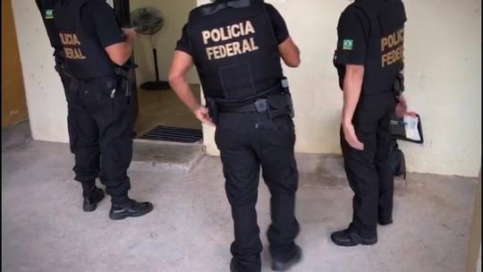 Operação da PF combate contrabando de ouro de garimpos na Venezuela