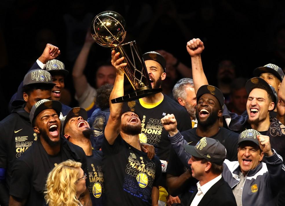 07d98910e67 ... Golden State Warriors entra como favorito mais uma vez — Foto  Getty