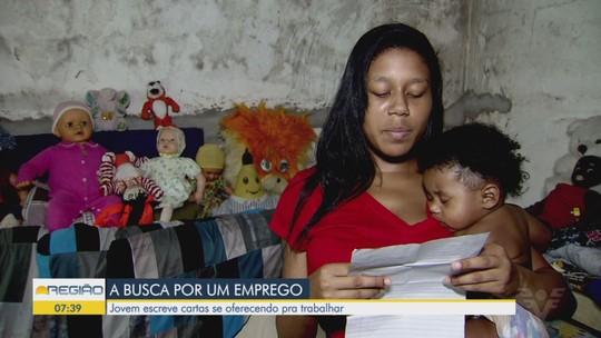 Jovem de São Vicente usa a criatividade para driblar o desemprego