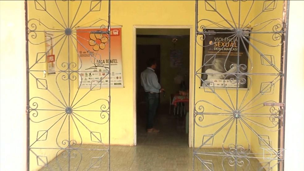 Conselho Tutelar de Peritoró já tem conhecimento da situação dos dois adolescentes. (Foto: Reprodução/TV Mirante)