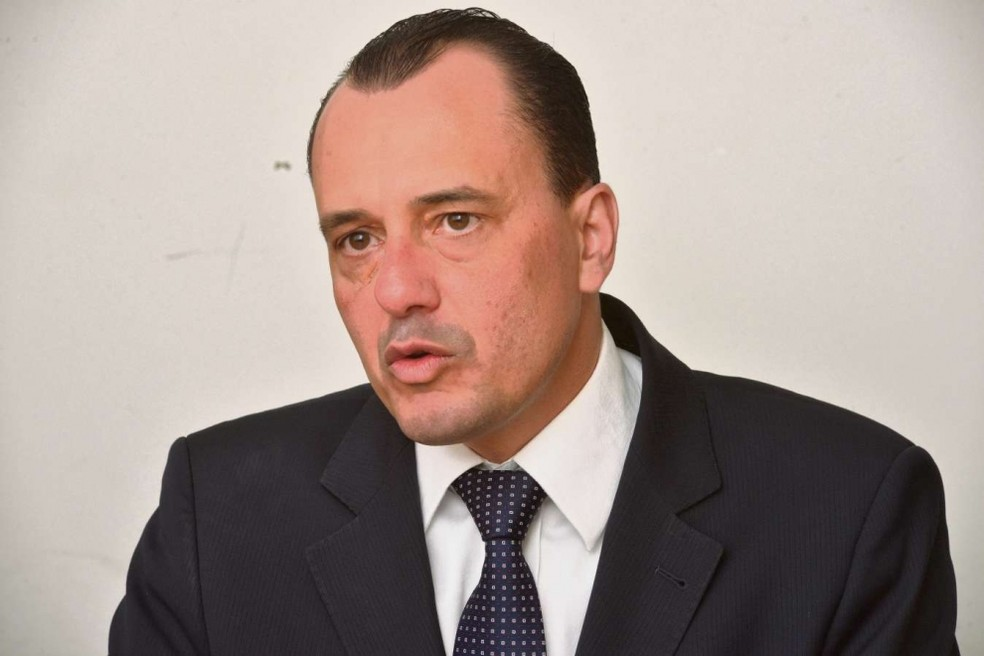 Secretário estadual de Planejamento, Regis Mattos — Foto: Divulgação/ Governo do ES