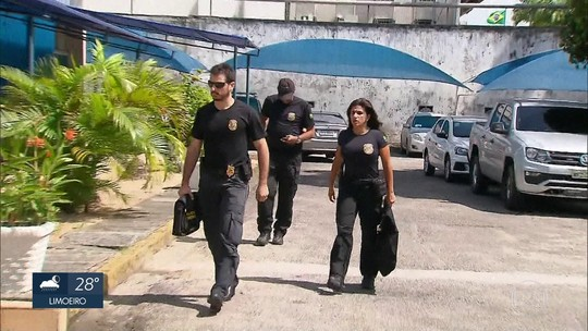 Três investigados pela Operação Torrentes são presos em Pernambuco e no Maranhão