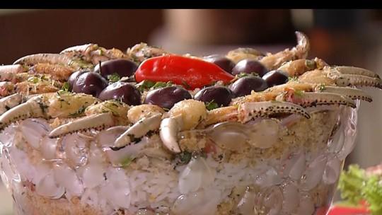 Aprenda a preparar um escondidinho de caranguejo especial