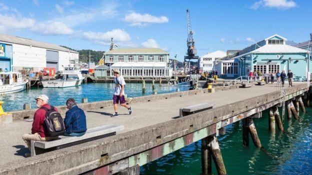 A Nova Zelândia ocupa a posição 39 do Índice Planeta & Clima, o que a torna a líder da região Ásia-Pacífico (Foto: Alamy/ Via BBC)
