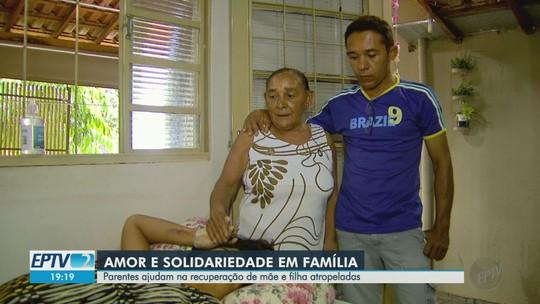 'Nasci de novo', diz auxiliar atingida por motorista suspeito de omissão de socorro em Bebedouro