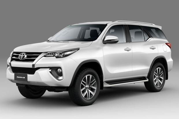 Toyota SW4 2020 (Foto: Divulgação)