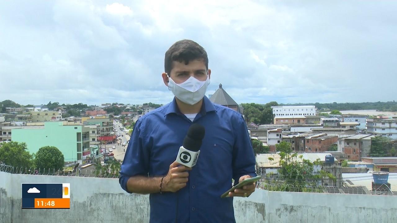 VÍDEOS: Jornal do Acre 1ª edição - AC de terça-feira, 13 de abril
