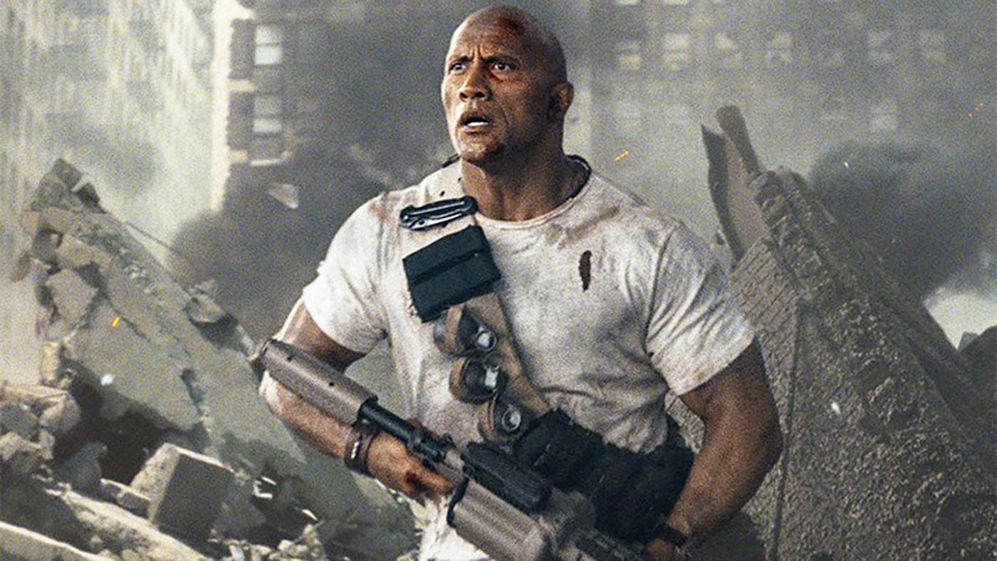 Dwayne Johnson mantém topo de ranking da 'Forbes' de atores mais bem pagos do mundo