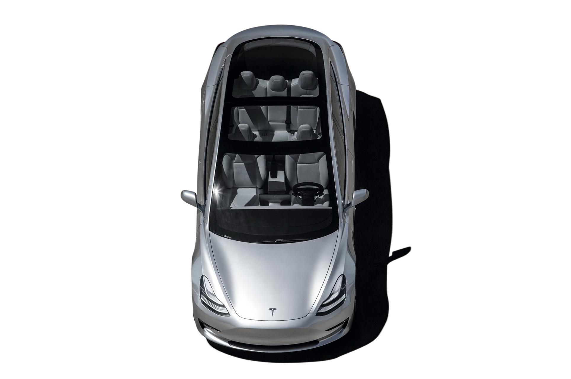 Não há como falar de elétricos sem falar do Tesla Model 3 (Foto: Divulgação)