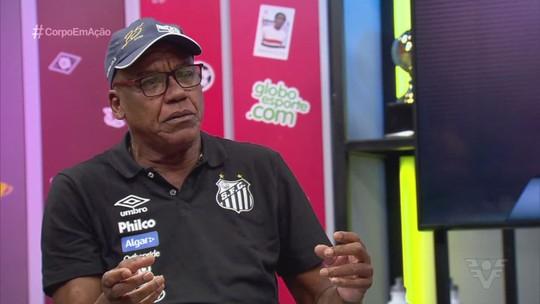 Serginho Chulapa relembra histórias marcantes na época em que atuava no Santos