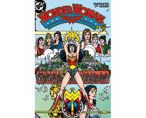 A estreia na DC Comics, três anos depois (Foto: Divulgação)