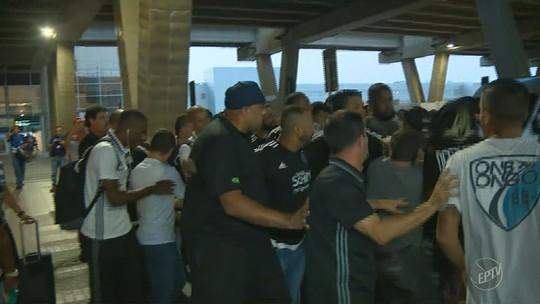 MPT arquiva denúncia contra Ponte por agressões a jogadores no aeroporto